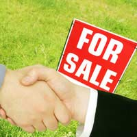 Contract Sale Land Property Buyer Seller